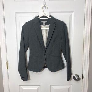 H&M Gray Blazer size 32 NEW
